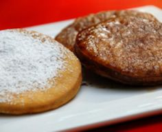 Chilean-Style Sopaipillas (Spiced Pumpkin Fritters in Syrup): Sopaipillas