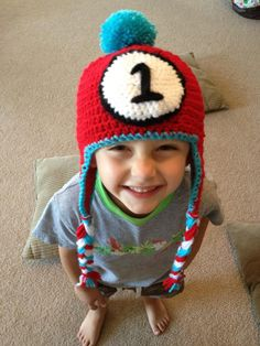 #crochet Halloween hat for one of my things! http://www.littleflockcrochet.com