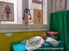 * MÓN INFANTIL* : el rincón del médico