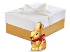 Lindt Easter Bunny Surprise Boxes Lindt Gold Bunny, Swiss Chocolate, Surprise Box, Easter Bunny, Toy Chest, Boxes, Yummy Food, Creative, Blog
