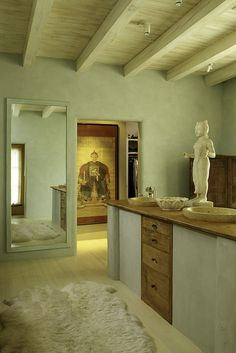 Trend & McDowell House Project by American Clay Enterprises, via Flickr