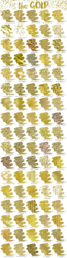 Gold Rush For Photoshop by Studio Denmark on @creativemarket This product gives you all the metallic, glitter and foil effects in PHOTOSHOP you will ever need. Paint with them or apply them in one click, in gold, silver, rose gold, or any color you choose!
