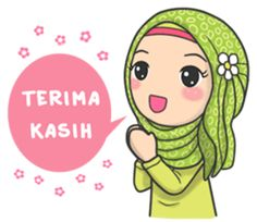 Bunga back again with new stickers that you can use everyday, let's use this stikers for you daily conversation Emoticon, Emoji, Pray Quotes, Hijab Drawing, Funny Pictures Of Women, Anime Muslim, Background Powerpoint, School Labels, New Sticker