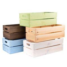 Image of Windowsill Planter Crates