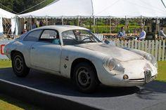 Alfa Romeo Giulietta SZ Coda Tronca prototype