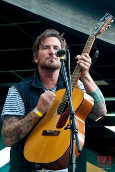 Butch Walker at Dangerbird Records - 8/27/11