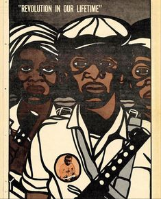 Black History, Art History, Emory Douglas, Black Arts Movement, Political Posters, Political Art, Black Panther Party, Background Drawing, African American Artist