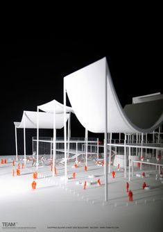 Gallery - TEAM730 Designs a Multifunctional Street for China's MOLEWA Competition - 5