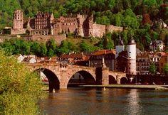 One of my absolute favorite places Heidelberg, Germany