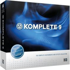 Native Instruments Komplete 9 ($499)  Awesome synths, instruments, and plug ins. Large collection.