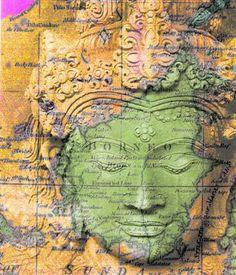 Buddah art