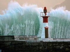 Kalk Bay lighthouse, Capetown South Africa