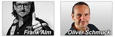 Kostenloses Webinar mit Frank Alm und Oliver Schmuck