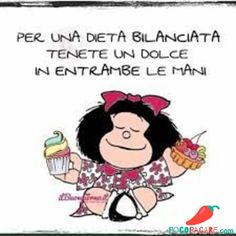 Immagini Divertenti per Facebook e Whatsapp - Pocopagare.com Diet Jokes, Italian Quotes, Funny Pins, Problem Solving, Vignettes, Mickey Mouse, Have Fun, Disney Characters, Fictional Characters