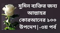 God's admonition for the believer | মুমিন ব্যক্তির জন্য আল্লাহর উপদেশ ||... Quran Tilawat, Meant To Be, Believe, God, Dios, Allah, The Lord
