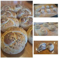 Hamburger, Bread, Cooking, Food, Diet, Kitchen, Brot, Essen, Baking