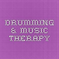 Drumming & Music Therapy