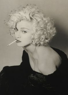 Madonna..i love this pic from her breathless era!