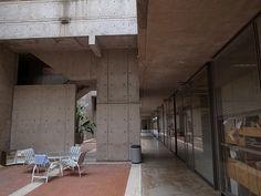 Louis Kahn | Instituto Biomedico Salk | La Joya, Estados Unidos |