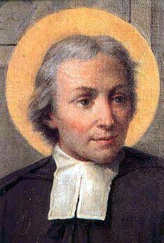 St. John Baptist de la Salle, pray for us and teacher and school principals.  Feast day April 7.
