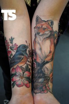 love the fox - would look great coursing a hare or with a hound chasing it, could make an excellent full back-piece as there is a lot you could add to the scene and it could just keep on growing.....
