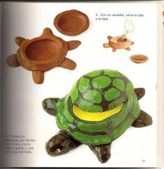 plastic-tac: FIGURAS DE ARCILLA Y BAJORRELIEVES Art Lesson Plans, Pottery Art, Yoshi, Kids Boys, Art Lessons, Art For Kids, Activities For Kids, Clay, Album