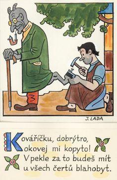 Kalamajka – Kováříčku, dobrýtro, 1913