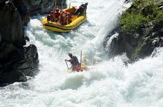 Best California Whitewater | Tunnel Chute, Middle Fork American River