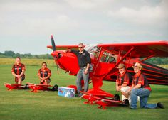 42nd Annual SIG RC Fly-In June, 2016