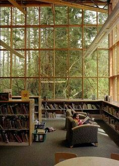childhood library.