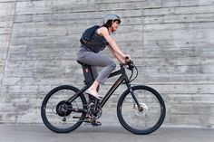 Currie eFlow E3 Nitro electric-assist bicycle