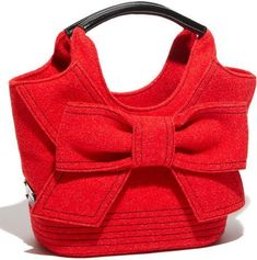 Kate Spade #katespade #katespadeny #katespadebag #bows #red #handbags #bags #purses #cute #cutebag #cutefashion #womensfashion