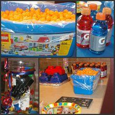 Idaho Mom: Lego Birthday Party