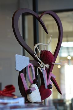 our Valentines Chocolates showpieces 2014 collection