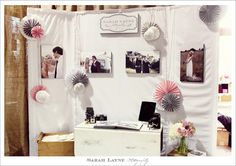 My Booth at Wedding Wise! « Sarah Layne Photography | San Diego Wedding Photographer