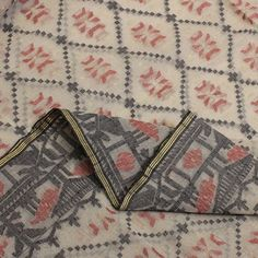 Indian Jewellery and Clothing: Bengal cotton sarees
