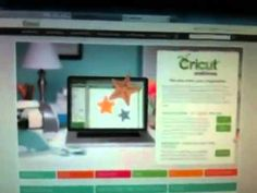 Cricut Craft Room.  New web based way to use your cricut. Free fonts & images!!