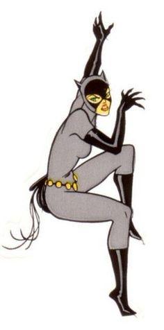 Catwoman Batman Animated Series