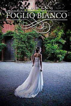Foglio Bianco Wedding...Crea Eventi.... Abito da sposa Acqui Terme