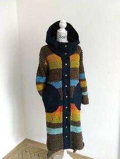 sasis / 2017/ Long brown Alpacas, Brown, Sweaters, Fashion, Moda, Fashion Styles, Brown Colors, Sweater, Fashion Illustrations