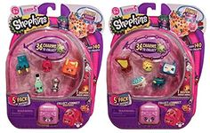 Collect and connect the Petkins Backpacks. They're super fun to hang out with! And put on a show with Shopkins that Glow! The Special Edition Electric Glow Shopkins are so Switched On!...