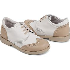 STEP2WO Lord shoes 1-7 years (Beig white lthr