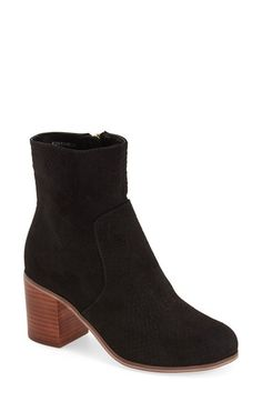 Topshop 'Bless' Ankle Bootie (Women) available at #Nordstrom
