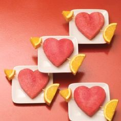 Healthy valentine treat!