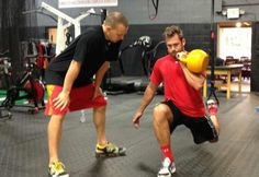 Off-Ice Training for Youth Hockey Players