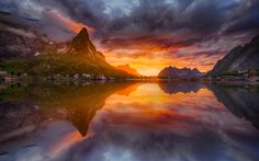 Jaw dropping photos from Norway