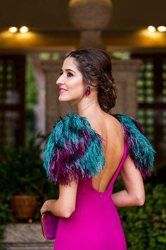 Vestido largo boda noche invitada perfecta classy and fabulous in 2019 vest Gala Dresses, Evening Dresses, Bride Dresses, Wedding Dresses, Wedding Guest Looks, Fantasy Dress, Lovely Dresses, Party Fashion, The Dress