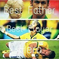( All the three pictures made me sad :) Wad up NeyMAR xxx Neymar Jr, Neymar Quotes, Neymar Memes, Psg, Football Soccer, Football Players, Superstar, Neymar Brazil, Barcelona Players