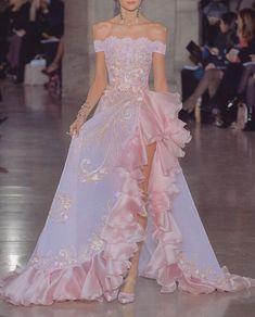 Super Ideas For Fashion Runway Ideas Couture Elegant Dresses, Pretty Dresses, Sexy Dresses, Dresses For Work, Formal Dresses, Wedding Dresses, Casual Dresses, Awesome Dresses, Long Dresses