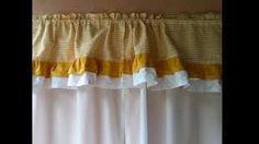 Risultati immagini per tende e mantovane per cucina country | idee ...